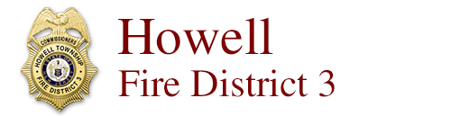 Howell Fire District No. 3